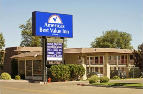 Photo of America's Best Value Inn - Carson City Hotel Bed and Breakfast Accommodation in Carson City Nevada