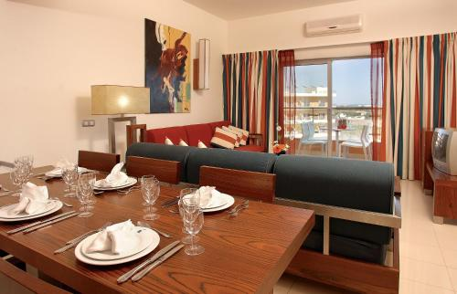 Hotel Apartamento Balaia Atlantico Albufeira Algarve Portogallo