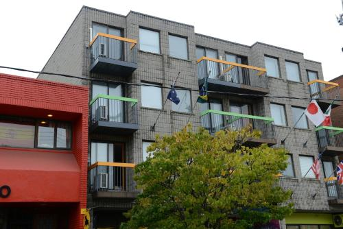 Picture of Kensington College Backpackers