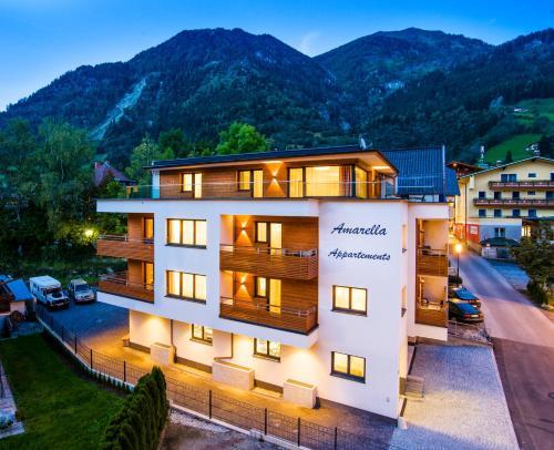 Отель Appartements Amarella 0 звёзд Австрия