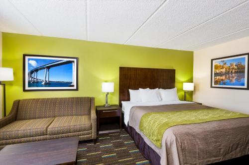 Comfort Inn Chula Vista San Diego South