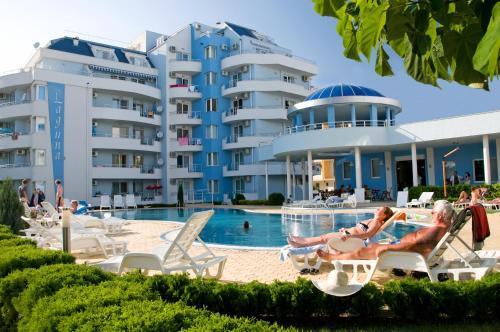 Отель PMG Laguna Apartments 0 звёзд Болгария
