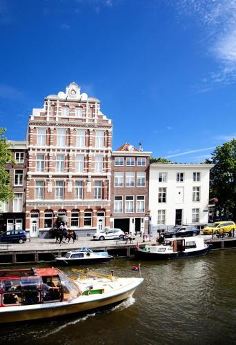 Hotel Nes Kloveniersburgwal 137 Amsterdam Amsterdam