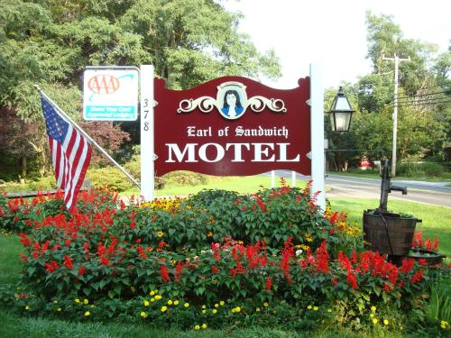 The Earl of Sandwich Motel