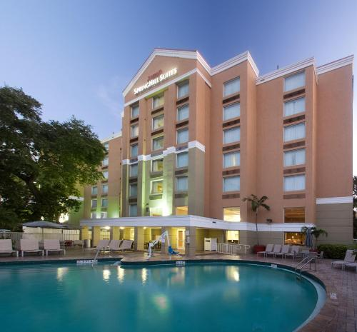 Springhill Suites By Marriott Fort Lauderdale Airport FL, 33004