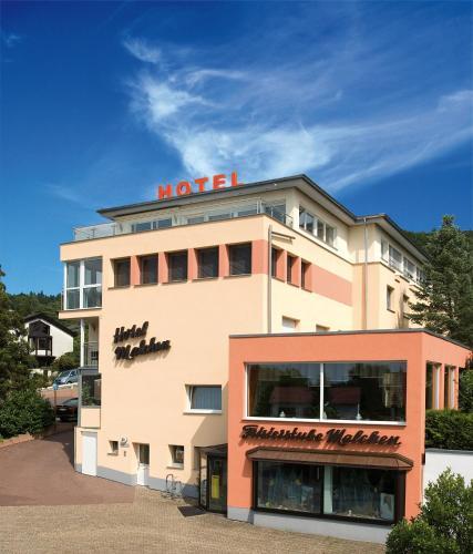 Hotel Malchen Garni front view