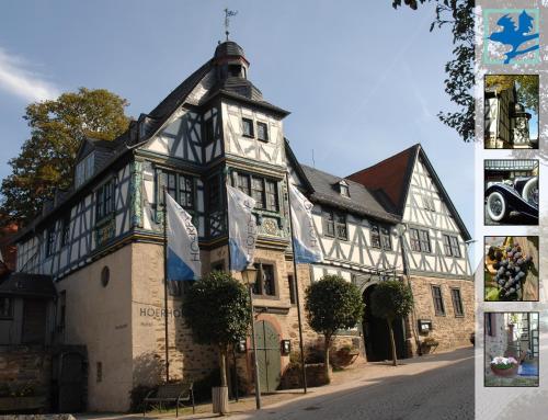 Отель Restaurant & ****Hotel HÖERHOF 4 звезды Германия