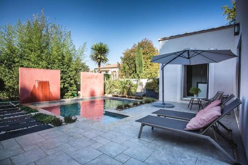 Squarebreak - Villa with Pool