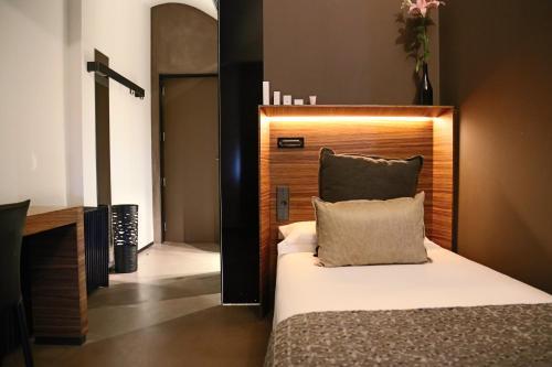 Habitación Individual Business Cava & Hotel Mastinell 1