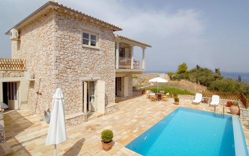 Mylos Seaview Luxury Stone Villas
