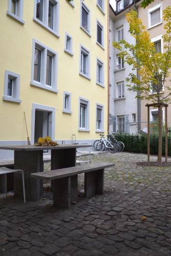 INSIDE FIVE - City Apartments, Zurich, Switzerland Overview ...