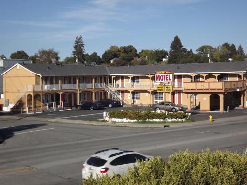 Picture of Budget Inn Santa Cruz