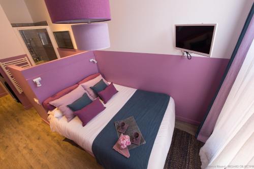 Ma chambre à Lyon