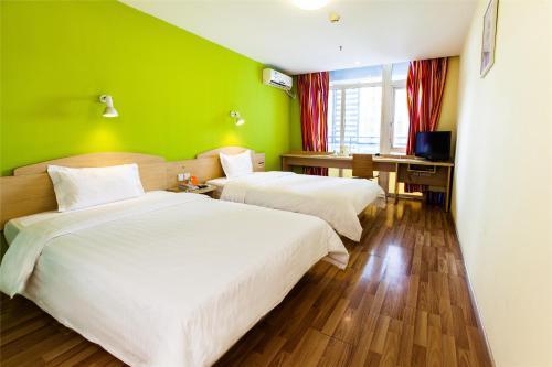 Отель 7Days Inn Xiamen Ferry Branch 2 звезды Китай