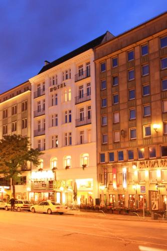Novum Hotel Kronprinz Hamburg Hauptbahnhof photo 25