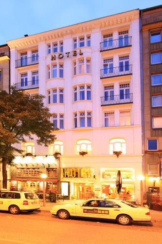 Novum Hotel Kronprinz Hamburg Hauptbahnhof photo 56