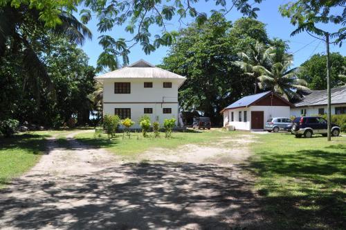La Colombe D'Or, Grand'Anse Praslin