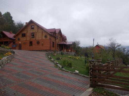 V Berezah front view