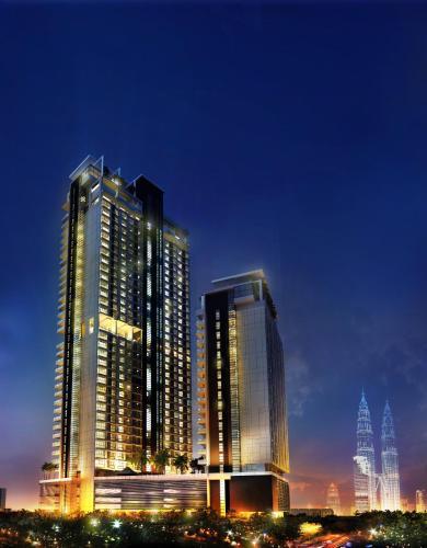 Отель Fraser Residence Kuala Lumpur