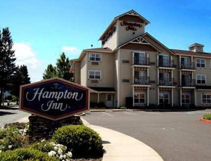 Picture of Hampton Inn Ukiah