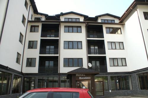 Maxim's Apartment in Bansko