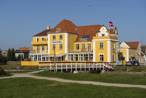 Отель Hotel Grenaa Strand 0 звёзд Дания