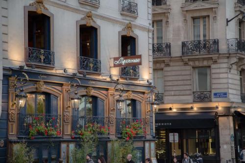 Duplex vue Seine quai des grands Augustins
