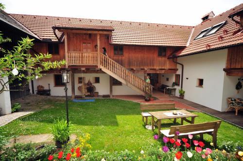 Vitalhof Roithinger - Apartment mit 1 Schlafzimmer