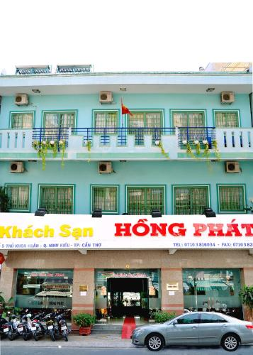 Hong Phat Hotel front view