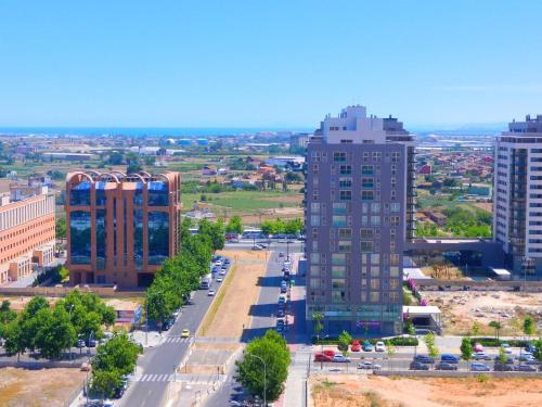 Luxury Oceanografico, hotel en Valencia