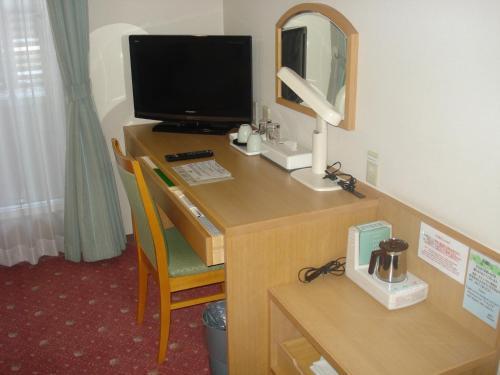 Hotel Lavenir, Biei