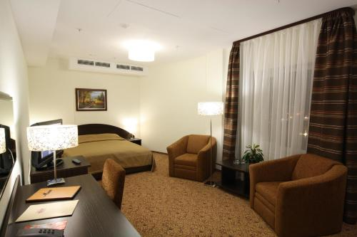 Stay at Mitino Hotel
