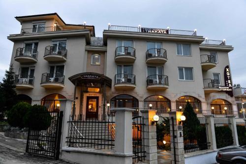 HotelHotel Trakata