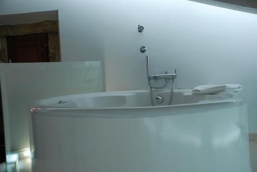 Doppel- oder Zweibettzimmer - Einzelnutzung Posada Real La Pascasia 4