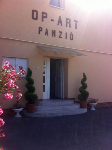 OP-ART Étterem és Panzió