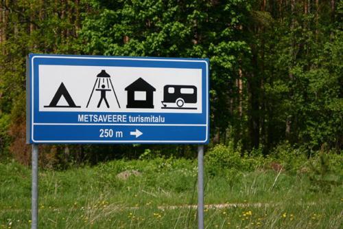Homestay Metsaveere Turismitalu