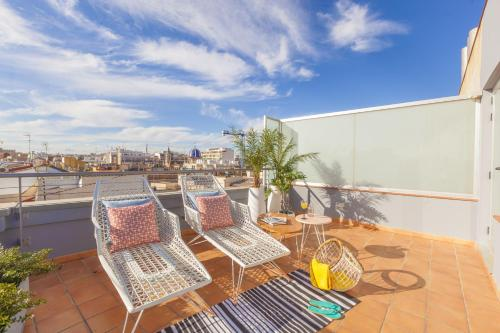 Spain Select Caballeros Apartments, hotel en Valencia