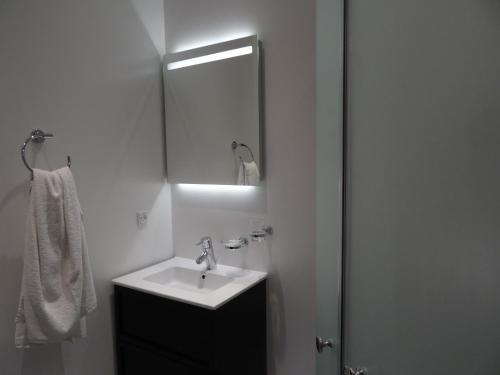 Double Room with Shower - Lygtemanden 102