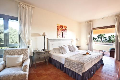 Junior Suite Agroturismo Can Jaume 3