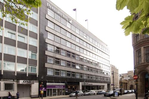 Premier Inn Birmingham City (waterloo St)