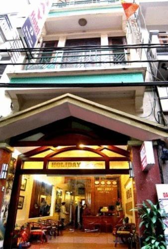 Отель Hanoi Holiday Silver Hotel 2 звезды Вьетнам