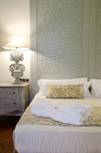 Deluxe Double Room Palacio Pinello 4