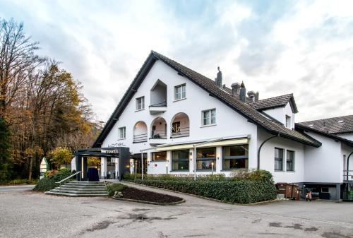 Hotel Thorenberg front view