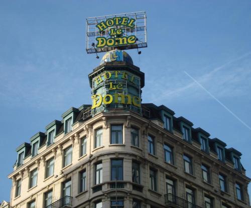 Hotel Le Dome impression