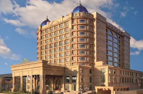 Отель Rixos Khadisha Shymkent