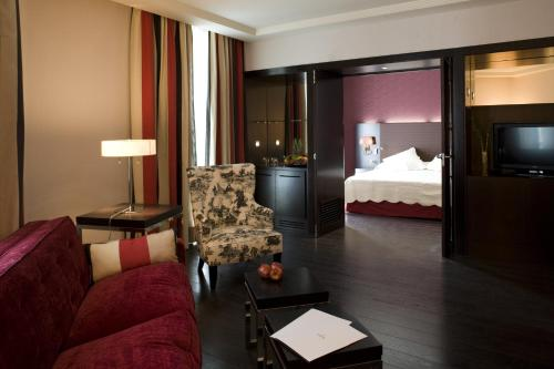 Junior Suite Hotel Boutique Gareus 4