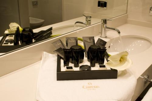 Standard Doppel- oder Zweibettzimmer Hotel Boutique Gareus 1