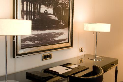 Superior Doppel- oder Zweibettzimmer Hotel Boutique Gareus 3