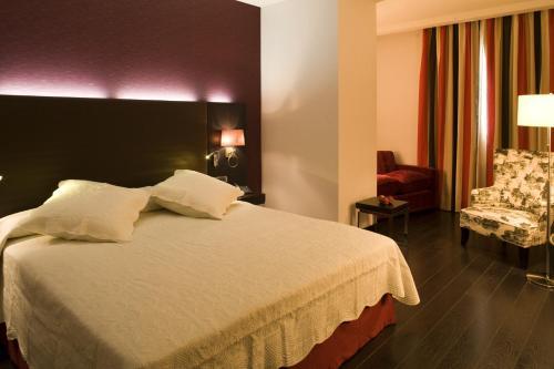Habitación Doble Superior - 1 o 2 camas Hotel Boutique Gareus 4