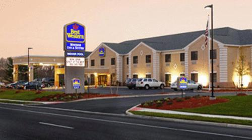 Photo of Best Western Monroe Inn & Suites Hotel Bed and Breakfast Accommodation in Williamstown New Jersey